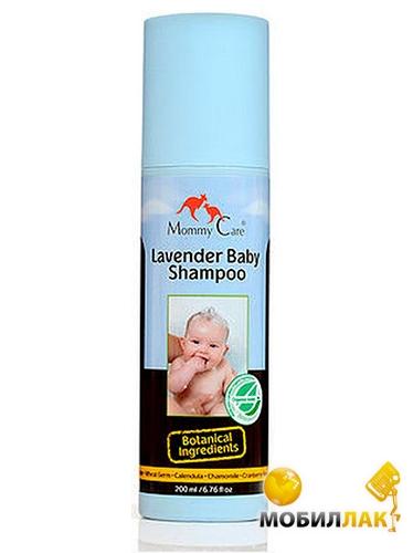 Mommy Care Детский шампунь с органической лавандой и календулой (200 мл) (952089-O) Mommy Care