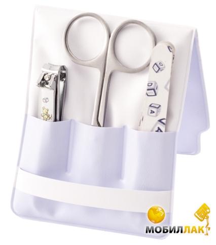 Nuby Маникюрный набор (ножницы, щипчики, пилочки, чехол) (161) MobilLuck.com.ua 81.000