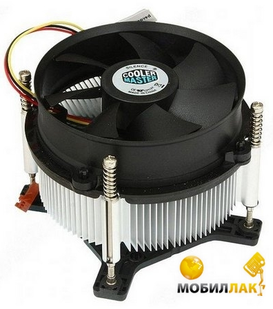 CoolerMaster DP6-9HDSA-0L-GP LGA1155/1156,3pin,2200об/мин,23.8dBa MobilLuck.com.ua 87.000
