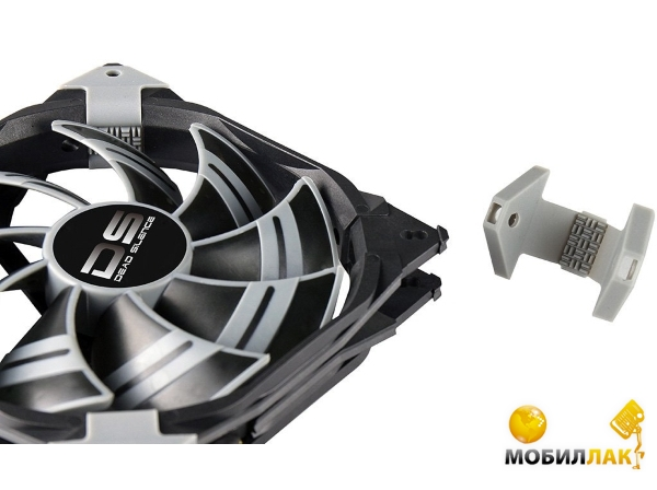 AeroCool DS 120 mm Black (4713105951561) MobilLuck.com.ua 179.000