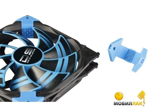 AeroCool DS 120 mm Bllue (4713105951585) MobilLuck.com.ua 195.000