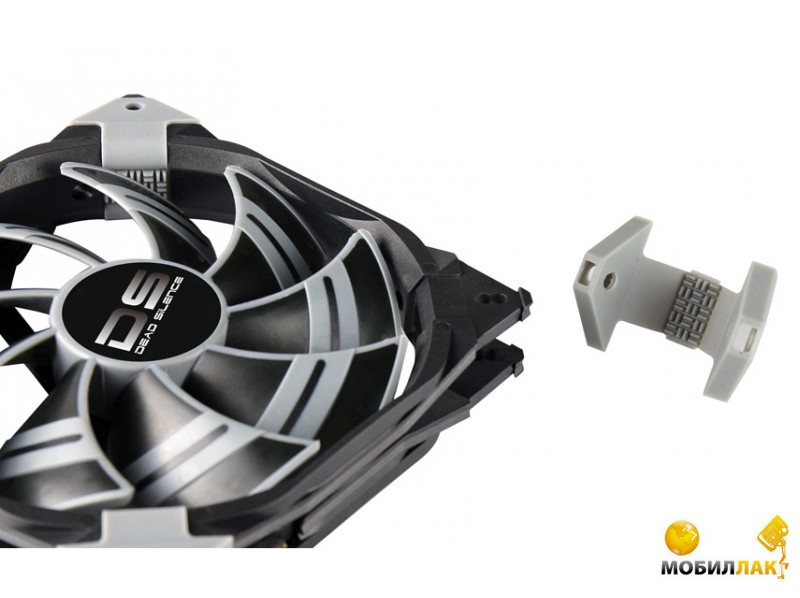 AeroCool DS 140 mm Black (4713105951608) MobilLuck.com.ua 195.000