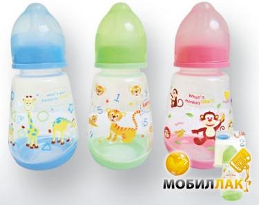 Lindo Бутылочка с силиконовой соской 150 мл (от 0 мес) 1 шт. (LI 115) MobilLuck.com.ua 39.000