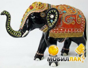 Даршан Статуэтка Слон цветной (CLR BIG) Даршан