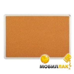 Agent пробковая, алюм.рамка, 90х120 (7010151) MobilLuck.com.ua 7881.000