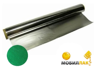 Crown Roll Leaf 210мм x 30.5м ,салатовая, металлик (3310200) MobilLuck.com.ua 2339.000