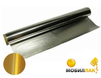 Crown Roll Leaf 210мм x 30.5м ,золотая, металлик (3310040) MobilLuck.com.ua 2339.000