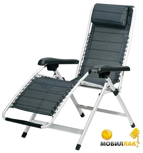 Outwell Кресло Hudson Relax Chair Titanium (661220) MobilLuck.com.ua 2955.000