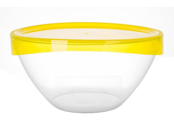 Luminarc Keepn 28 см Желтая крышка (L7742) Luminarc