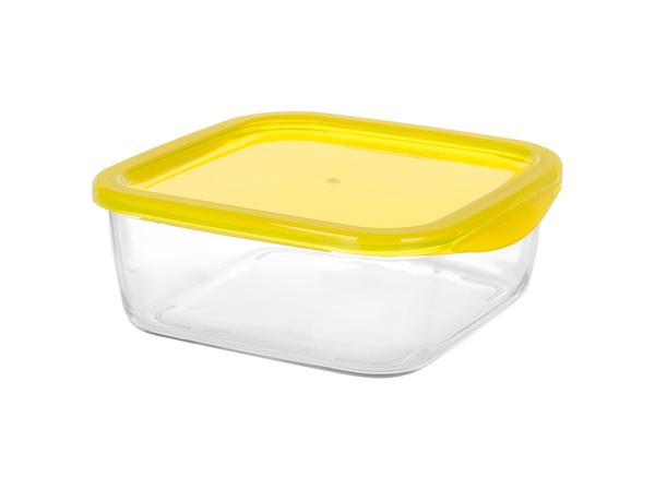Luminarc Keepn Box 1220 мл Желтая крышка (L7741) Luminarc