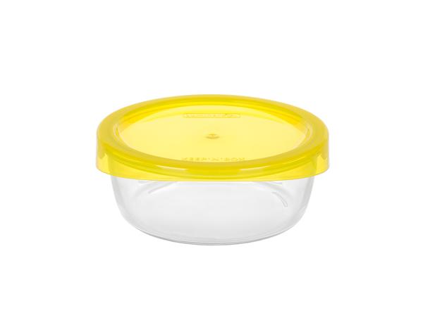 Luminarc Keepn Box 630 мл Желтая крышка (L7744) Luminarc