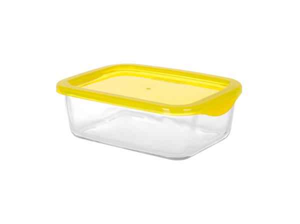 Luminarc Keepn Box 760 мл Желтая крышка (L7737) Luminarc