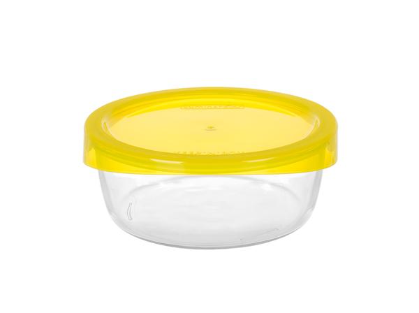 Luminarc Keepn Box 880 мл Желтая крышка (L7745) Luminarc