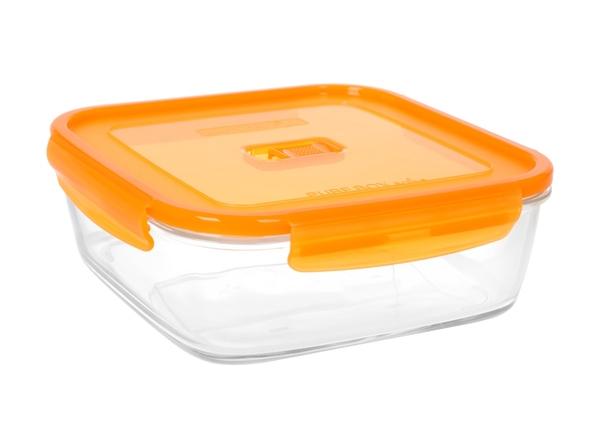 Luminarc Pure Box Active Neon Оранжевая крышка 2500 мл (N0944) Luminarc