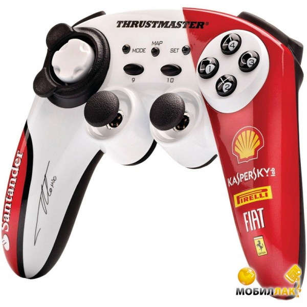 Thrustmaster F150 Italia Alonso Limited Edition WL PC/PS3 (4160580) MobilLuck.com.ua 462.000