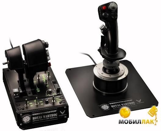 Thrustmaster Hotas Warthog (2960720) MobilLuck.com.ua 8079.000