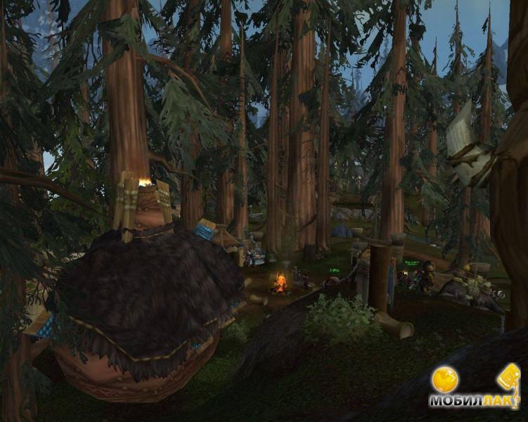 World Warcraft Wrath The Lich King.