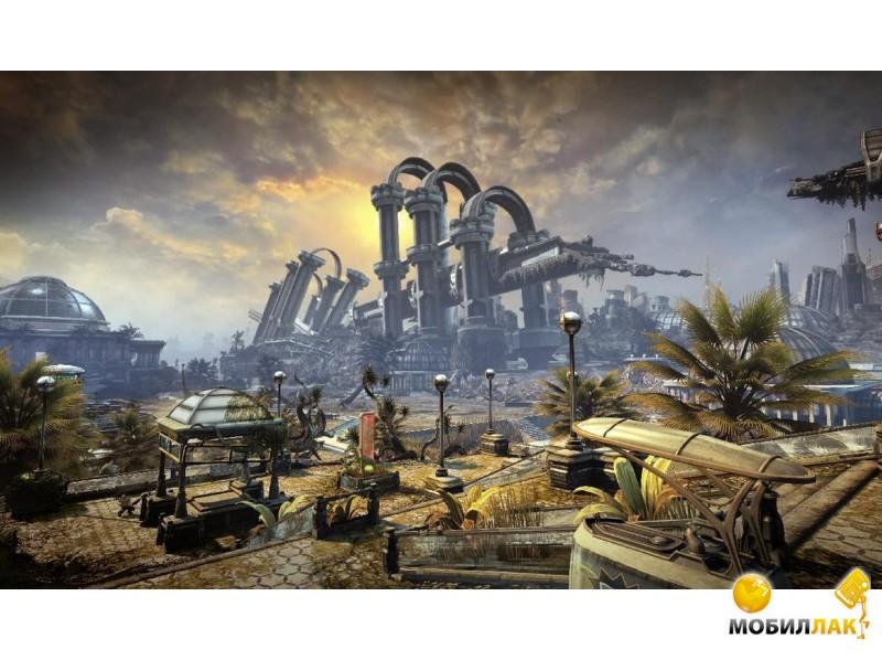 Скриншот из игры Bulletstorm под номером 46. Смотреть полную версию скринш