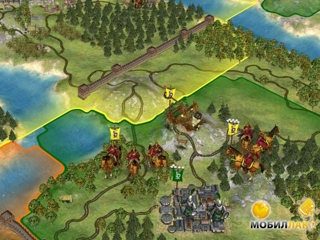 Антология Sid Meier's Civilization 4 (RUS/Repack) , картинка номер 327