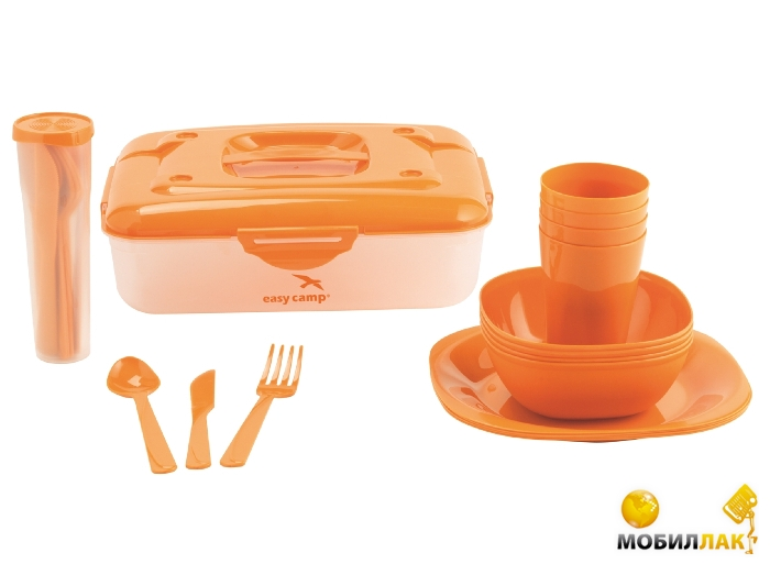 Easy Camp Picnic box - 4 MobilLuck.com.ua 412.000
