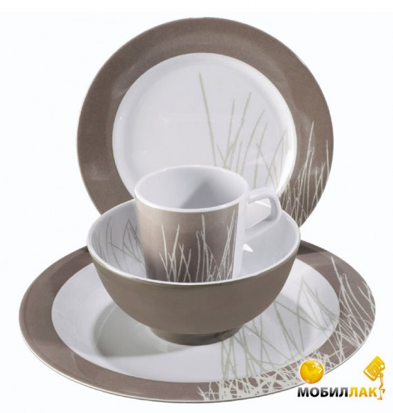 Outwell Набор посуды AvantGarde на 2 персоны (530962) MobilLuck.com.ua 545.000