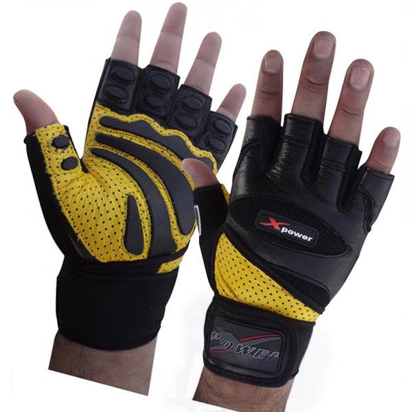 Перчатки для фитнеса X-power 9005/M