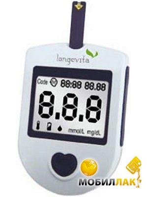 Longevita Blood Glucose Monitoring System MobilLuck.com.ua 366.000
