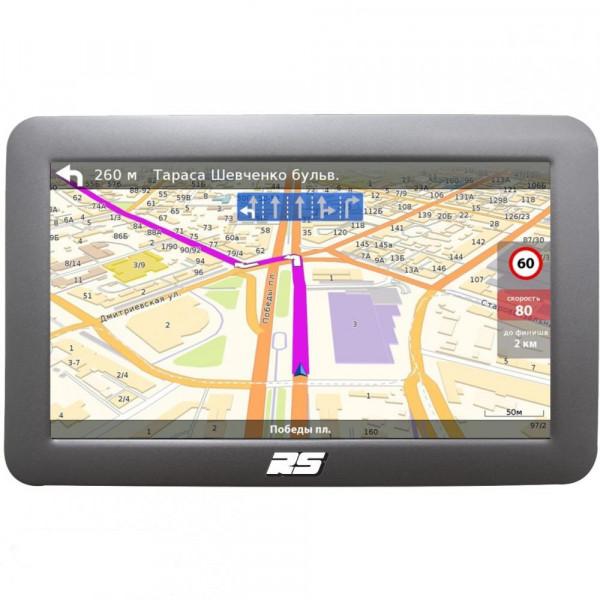 GPS навигатор RS N501A Android без карты GPS Литин репитеры сотовой связи для дачи