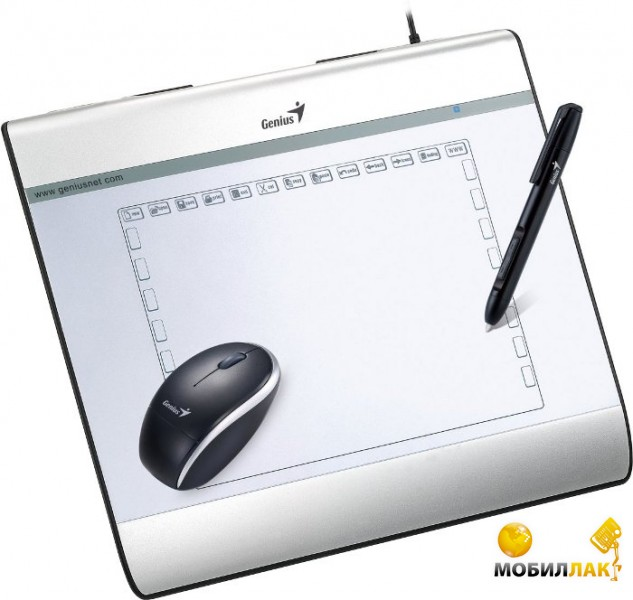 "Genius MousePen i608X 6"" х 8"" (31100060101) MobilLuck.com.ua 645.000"