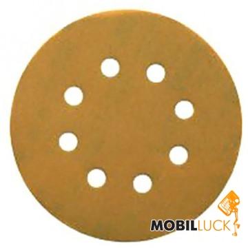 DeWALT Самоклеющаяся шкурка, d=125мм, зерно 40, 1шт HIGH-TECH (DT3111XM MobilLuck.com.ua 212.000