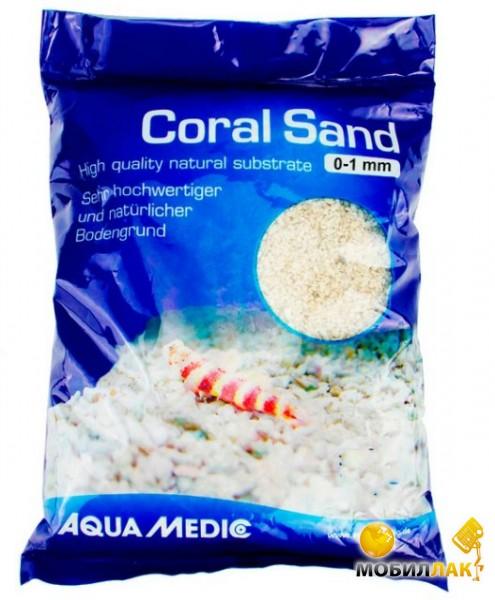aqua medic Aqua Medic Coral Sand 0 - 1 мм 10 кг