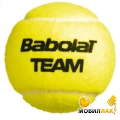 Babolat Мяч Balls Team x 3 (501010) MobilLuck.com.ua 142.000