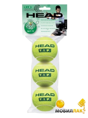 head Head TIP Green 3B