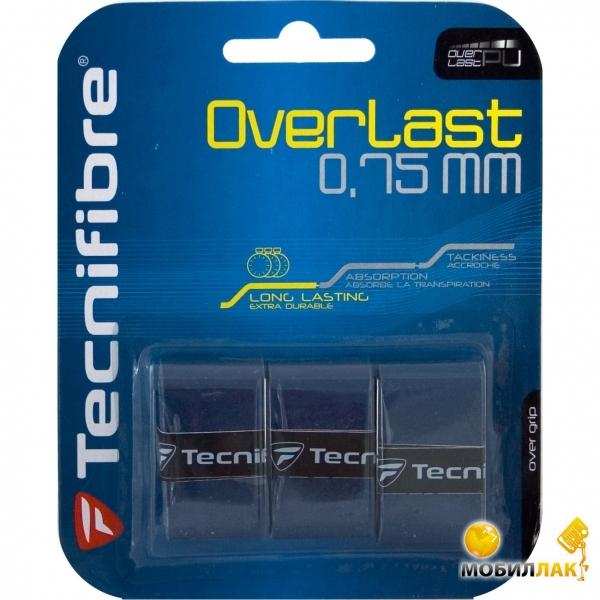 Обмотка Tecnifibre Overlast Wrap (3pcs) Blue. Купить Обмотка ... 5f3a16db13a77