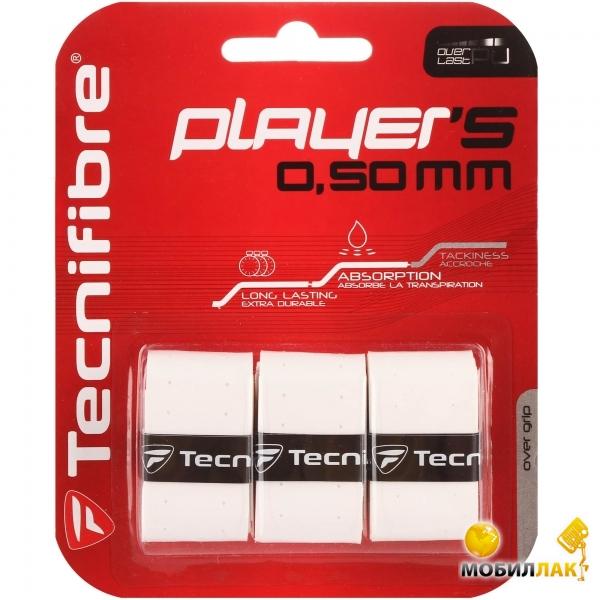 Обмотка Tecnifibre Player s WrapWhite. Купить Обмотка Tecnifibre Player s  WrapWhite. Цена cded5696c02cc
