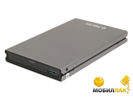 Pretec HD201 1TB 2.5 USB 3.0 Metal (HD2011000G) MobilLuck.com.ua 1163.000