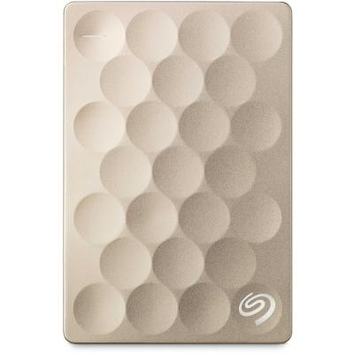Seagate Backup Plus Ultra Slim 2.5 USB 3.0 2TB Gold (STEH2000201) Seagate
