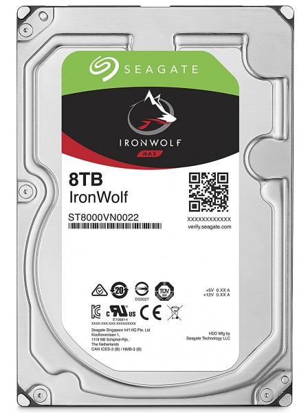 Seagate HDD SATA 8TB 7200RPM 6GB/S/256MB ST8000VN0022 Seagate