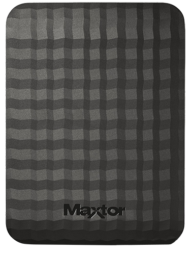 Жесткий диск Seagate (Maxtor) M3 2TB Black (STSHX-M201TCBM)