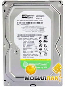 Western Digital WD3200AVVS Western Digital