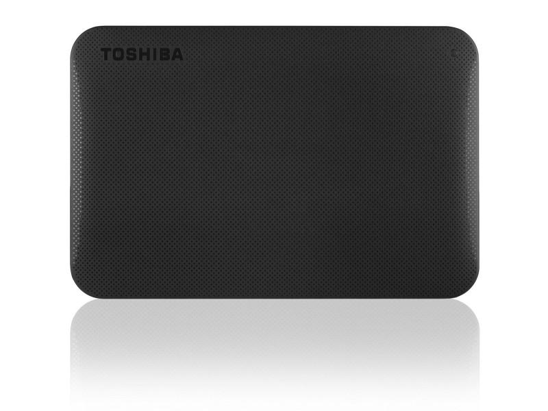 Внешний жесткий диск Toshiba 2.5 500GB External Black (HDTP205EK3AA)