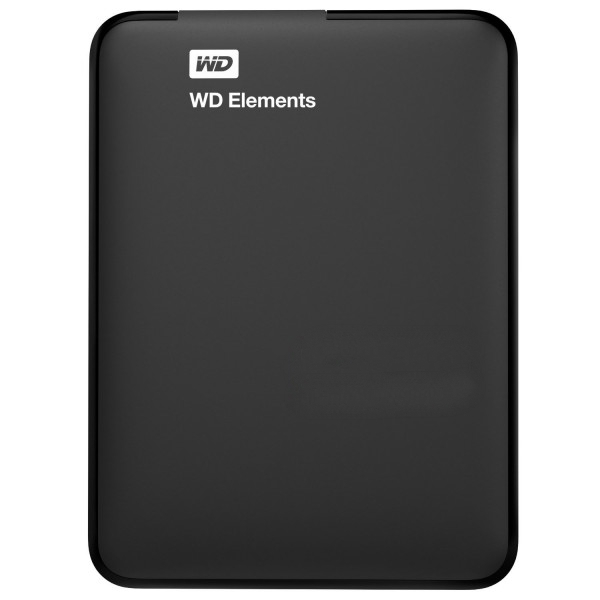 Western Digital Elements Portable 2.5 USB 3.00 3TB 5400rpm (WDBU6Y0030BBK-EESN) Western Digital