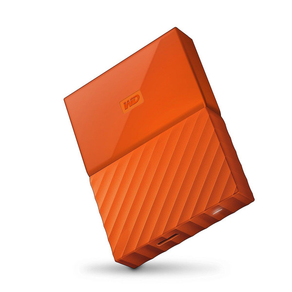 Western Digital My Passport 2.5 USB 3.0 1TB Orange (WDBYNN0010BOR-WESN) Western Digital