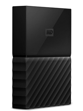 Western Digital My Passport 2.5 USB 3.0 3TB Black (WDBYFT0030BBK-WESN) Western Digital