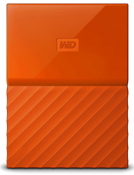 Western Digital My Passport 2.5 USB 3.0 3TB Orange (WDBYFT0030BOR-WESN) Western Digital