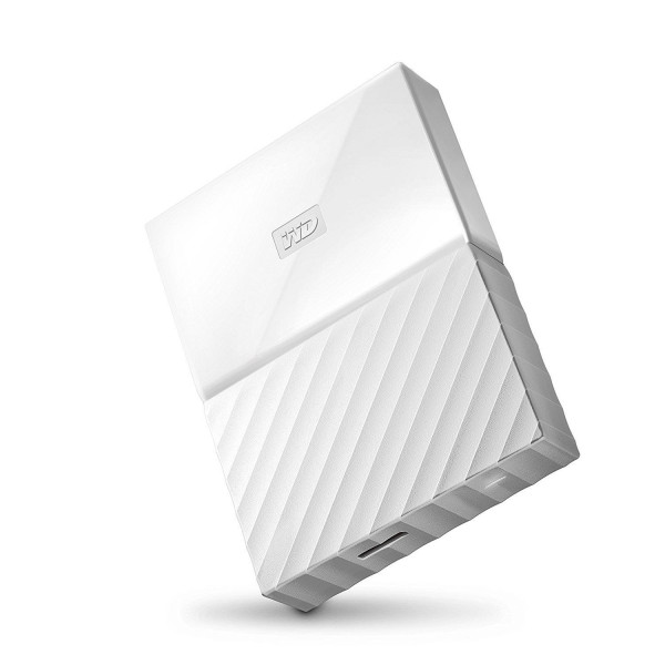 Western Digital My Passport 2.5 USB 3.0 3TB White (WDBYFT0030BWT-WESN) Western Digital