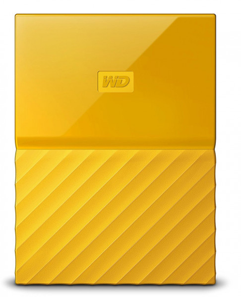 Western Digital My Passport 2.5 USB 3.0 3TB Yellow (WDBYFT0030BYL-WESN) Western Digital