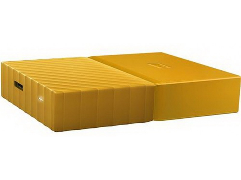 Western Digital My Passport 4 TB Yellow (WDBYFT0040BYL-WESN) Western Digital