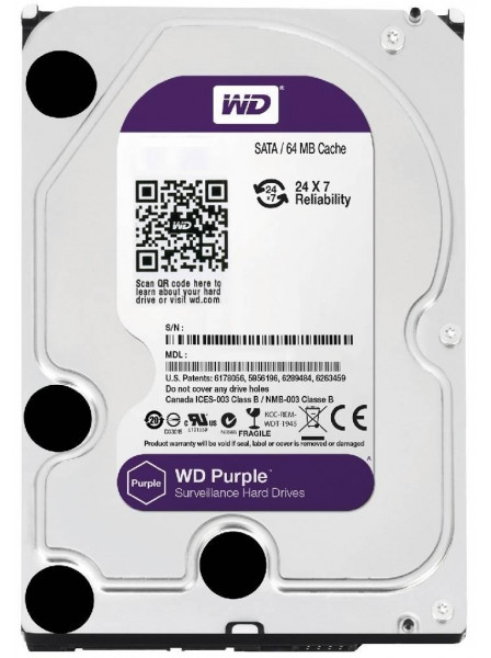 Western Digital WD40PURZ Western Digital