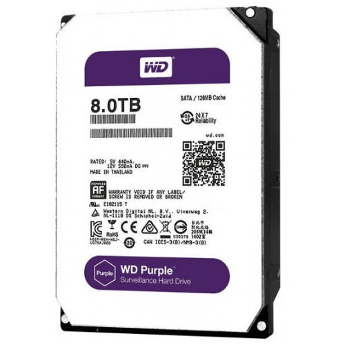 Western Digital WD80PURZ Western Digital
